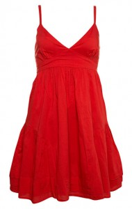 This is the  dress that I mentioned in my post