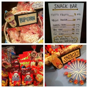our movie treats