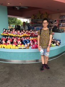 Me with the toys at Hollywood Studios
